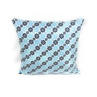 Wholesale Eleglant Pillow Cushion Covers Home Checker or Flower Patterned Cotton Canvas from china suppliers