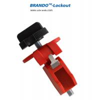 Buy cheap BO-D04 circuit breaker lockout tagout devices with Safety Padlock, electrical lockout from wholesalers