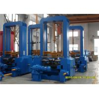 Wholesale Heavy Duty Automatic H Beam Flange Assembly Machine With 2.5M Web Height For H - Type Steel Flange Assembly from china suppliers