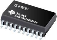 Wholesale Data Conversion Circuits DAC (D/A Converters) TLV5639IDW from china suppliers