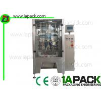 Wholesale Nuts Vertical Form Fill Seal Machine , Form Fill Seal Pouch Machine from china suppliers