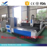 Wholesale Raycus 500W CNC Fiber Laser Cutting Machine from china suppliers