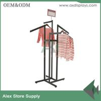 Wholesale Shop display racks and stands clothes rack showcase display cabinet metal decoration from china suppliers