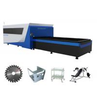 Wholesale Convenient  Fiber Optic Sheet Metal Laser Cutting Machine Water cooling Method from china suppliers