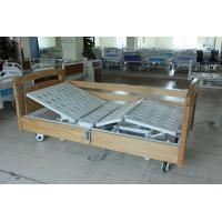 Wholesale Wood Guard Rails Home Care Electric Adjustable Beds 300 Kgs Weight Limit from china suppliers