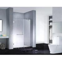Wholesale Fashion Design Frameless Slimline Rectangle Shower Enclosure With Pivot Door, AB 6231 from china suppliers