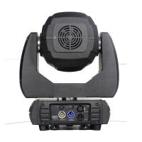 Quality Light Weight Stylish MINI Housing 250 Watt LED Moving Head Spot IP20 DMX -512 With Rotating Gobo for sale