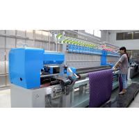Wholesale Heavy Duty Industrial Embroidery Machines , Digital Sewing Machine For Car Cushions from china suppliers