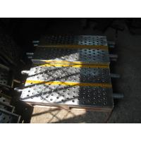 Wholesale Galvanized Industrial Safety Steel Stair Treads / Grating Metal Step Treads from china suppliers