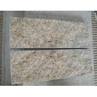 Buy cheap Natural G682 Yellow Granite Paver Stone for Paving from wholesalers