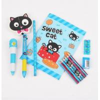 Wholesale Promotional Item Cute Stationery, Custom Cartoon Stationery Set from china suppliers
