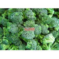 Wholesale Frozen Broccoli Pieces and Stem IQF freezing Broccoli in carton from china suppliers
