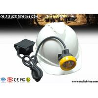Quality GL5-C Anti-Explosive LED Mining Headlamp With CE Approve 490g Weight for sale