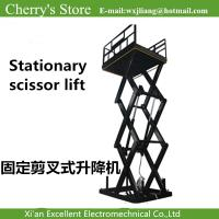 Wholesale Stationary scissor lift  elevator parts from china suppliers