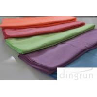 Wholesale Sports Custom Microfiber Towels For Fast Absorbing Sweat / Microfiber Bath Towels from china suppliers