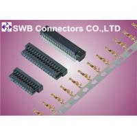 Quality Double Row JST Connectors , 1255 Series Natural 1.25 Pitch Connector for sale