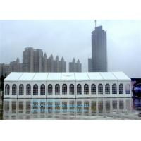 Wholesale 20x50m Double Storey Tent with ABS  Glass Wall for Luxury Festival , Outdoor Wedding Tents from china suppliers