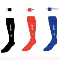 Wholesale Premium Nylon Adult And Youth Mens Sports Socks Jacquard Logos Ribbed Pattern from china suppliers