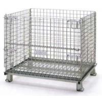 Wholesale Folding Stillage/ Collapsible Cage Pallet from china suppliers