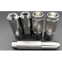 Wholesale Aluminium Material CNC Turning Parts For Precision Machinery Equipment Parts from china suppliers