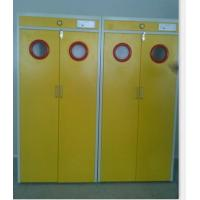 Buy cheap Lab Gas cylinder Storage cabinet,Gas cylinder cabinet supplier,Gas cylinder cabinet manufacture from wholesalers
