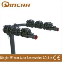 Wholesale Automobile Trailer Ball Bicycle Rack Rear Mounted 3 Bike Bicycle Carrier from china suppliers