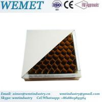 Wholesale Paper honeycomb manual panel for clean room anti-fire B class from china suppliers