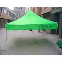 Buy cheap Waterproof Commercial Folding Canopy Tent 10×20 , Green Outdoor Party Tent from wholesalers