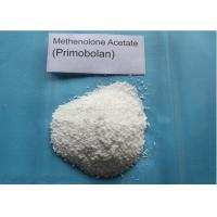 Wholesale White Crystalline Muscle Gain Steroids / Methenolone Acetate CAS 434-05-9 , 99% Assay from china suppliers