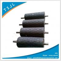 Wholesale Conveyor rubber lagging drum pulley from china suppliers