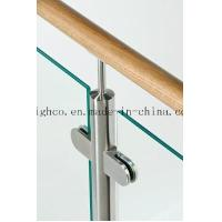 Stainless Steel D shape Flat Glass Clamps 40x50mm Fit 6-8mm Glass for Glass Railing Handrail and balustrade