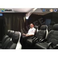 Wholesale Project  DuoHa 9 People 5D Movie Theater With Vibration / Lighting Effects from china suppliers