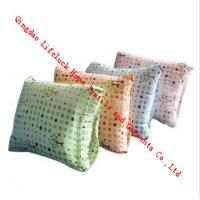 Wholesale Styrofoam Soft Square Throw Pillows For Home / Hotel , Hollow Fiber Filling from china suppliers