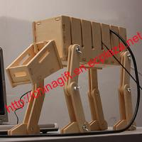 Wholesale DIY AT-AT Cable Management System Organizer from china suppliers