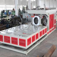 Wholesale 40pcs/h Capacity PVC Plastic Pipe Automatic Belling Machine Water And Air Cooling from china suppliers