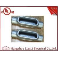 "Wholesale Hot Dip Galvanized Type C Conduit Body Rigid IMC Conduit NPT Thread 2-1/2"" 3-1/2"" from china suppliers"