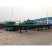 Wholesale Rear Cutting Flat Bed Container-40'HC Shipment from china suppliers