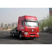 Wholesale HOWO-6*4-371HP-ONE BED-Tractor truck, Primer Moving, Semi-trailer Towing Truck from china suppliers