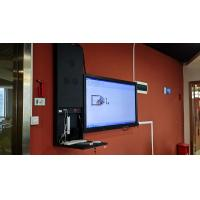 Quality LED interactive whiteboard with digital teaching cabinet for modern schools for sale