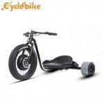 Wholesale 52V 1500w 3 Wheel Drifter / Motorized Drift Trike Front Brushless Motor from china suppliers