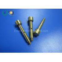 Wholesale Brass Copper Machining Parts Precision Linear Shafts for Musical Piano from china suppliers