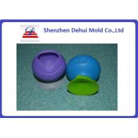 Professional Pile Casting Silicone Rubber Parts ROHS / SGS Certificate