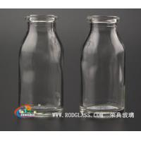 Buy cheap 15ml Clear mouled injection glass vials from wholesalers