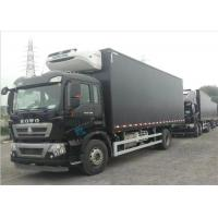 Wholesale Commercial Refrigerated Truck SINOTRUK HOWO 20 - 25 CBM German MAN Engine Euro 4 from china suppliers