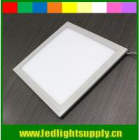 Wholesale Aluminum ABS 30*30cm square flatlight led panel ceiling light from china suppliers
