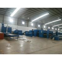 Buy cheap Full Automatic Spunlace Non Woven Fabric Machine With Product Width 5000mm from wholesalers