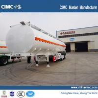 Wholesale 42000 liters fuel tanker trailer with tri-axles from china suppliers
