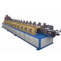Wholesale 7.5Kw Hydraulic Automatic Cutting Track and Stud Roll Forming Machine with 17 Stations from china suppliers