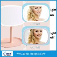 Wholesale Small LED Table Lamp Led Makeup Lights 4pcs AA Battery Power Mirror from china suppliers