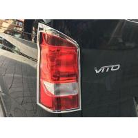 Wholesale Mercedes Benz Vito 2016 2017 Decoration Patrs , Tail Lamp Chrome Bezel from china suppliers